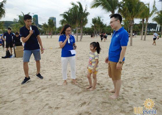 tổ chức du lịch team building Hạ Long tập đoàn Dolphin 016
