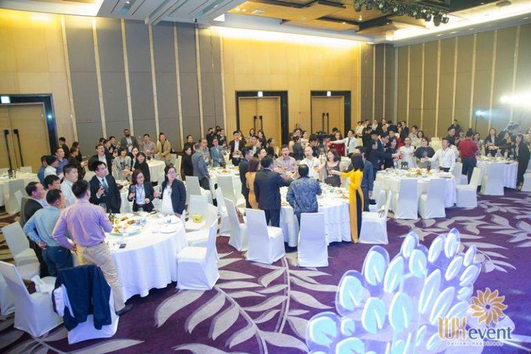 công ty tổ chức sự kiện hội nghị khách hàng