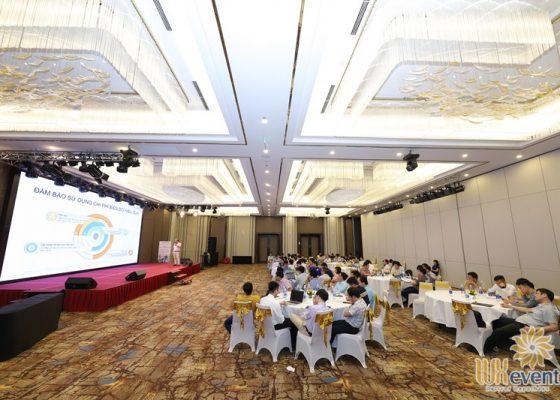 tổ chức hội nghị sơ kết 6 tháng đầu năm 2020 Mobifone 021