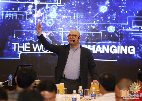 tổ chức hội nghị sơ kết 6 tháng đầu năm 2020 Mobifone 004