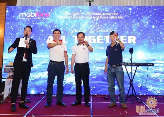 tổ chức hội nghị sơ kết 6 tháng đầu năm 2020 Mobifone 009
