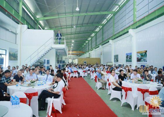 tổ chức lễ khánh thành nhà máy big cnc công ty foshan 012