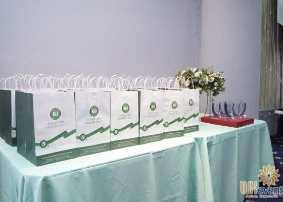 tổ chức lễ kỷ niệm 5 năm thành lập công ty Golfjohn 009