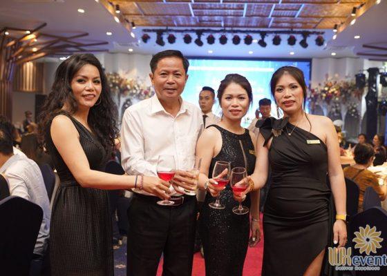 tổ chức lễ kỷ niệm 5 năm thành lập công ty Golfjohn 010