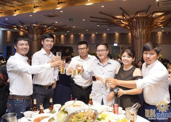 tổ chức lễ kỷ niệm 5 năm thành lập công ty Golfjohn 011