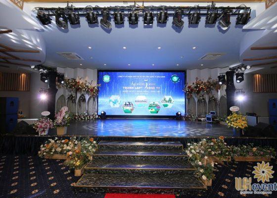 tổ chức lễ kỷ niệm 5 năm thành lập công ty Golfjohn 013