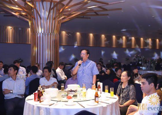 tổ chức lễ kỷ niệm 5 năm thành lập công ty Golfjohn 016