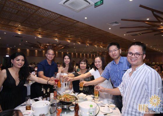 tổ chức lễ kỷ niệm 5 năm thành lập công ty Golfjohn 007