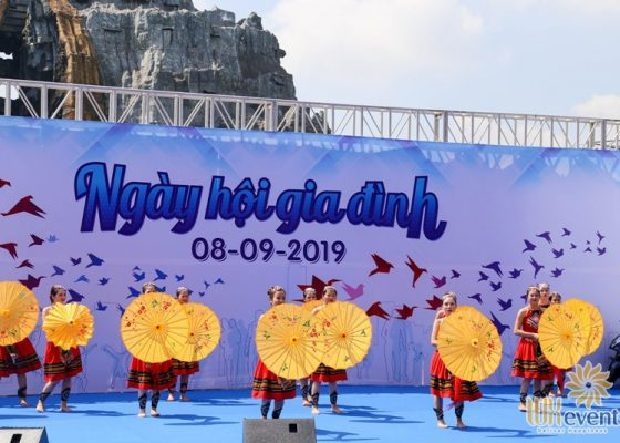 công ty tổ chức ngày hội gia đình ở Hà Nội