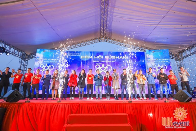 công ty tổ chức sự kiện tiệc cuối năm