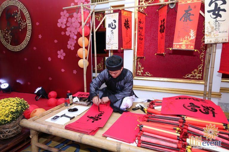 tổ chức year end party tại Hà Nội