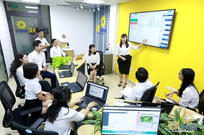 công ty tổ chức tiệc tổng kết cuối năm tại Hà Nội