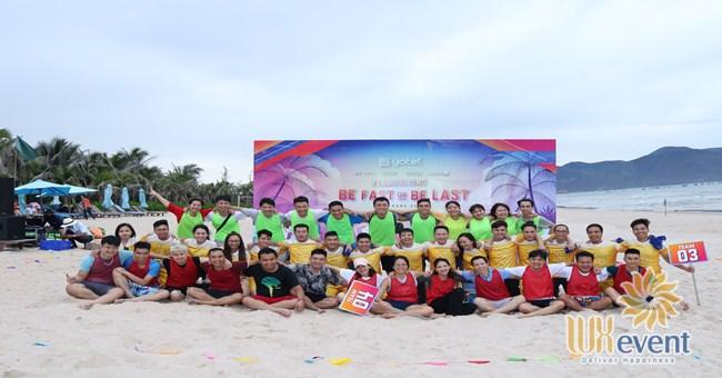 tổ chức du lịch team building Nha Trang - Yotel Corp 001