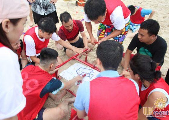 tổ chức du lịch team building Nha Trang - Yotel Corp 011