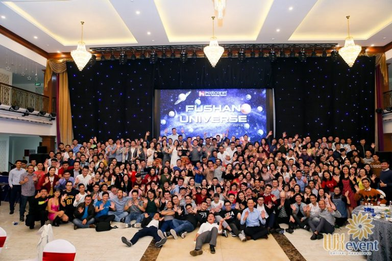 tổ chức gala dinner year end party