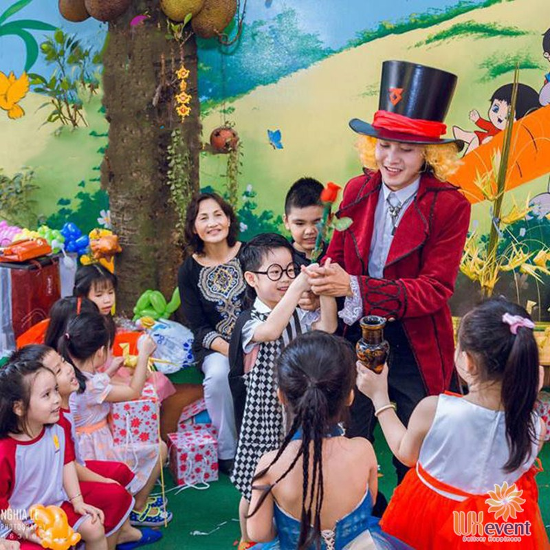 thuê ảo thuật tại Hà Nội