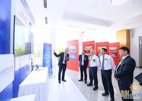 tổ chức hội nghị biểu dương điển hình tiên tiến Trung tâm mạng lưới Mobifone miền Bắc 014
