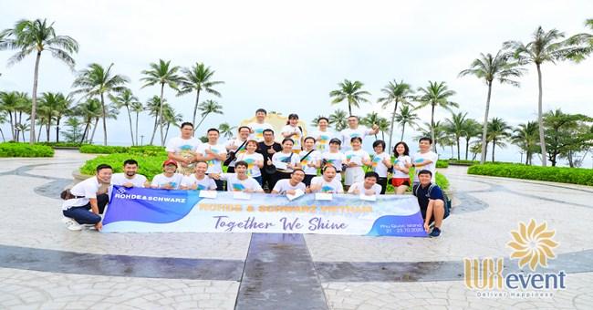 tour du lịch Phú Quốc - Rohde & Schwarz Vietnam 001