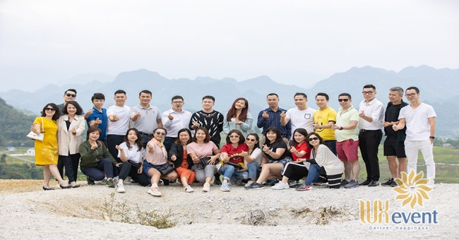 tổ chức du lịch team building Mai Châu - BNI Alignment 001