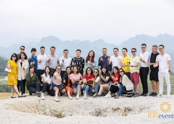 tổ chức du lịch team building Mai Châu - BNI Alignment 003