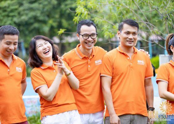 tổ chức du lịch team building Mai Châu - BNI Alignment 010