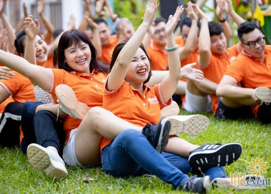 tổ chức du lịch team building Mai Châu - BNI Alignment 012