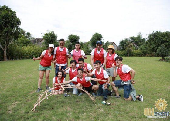 tổ chức du lịch team building hòa bình ZME 021