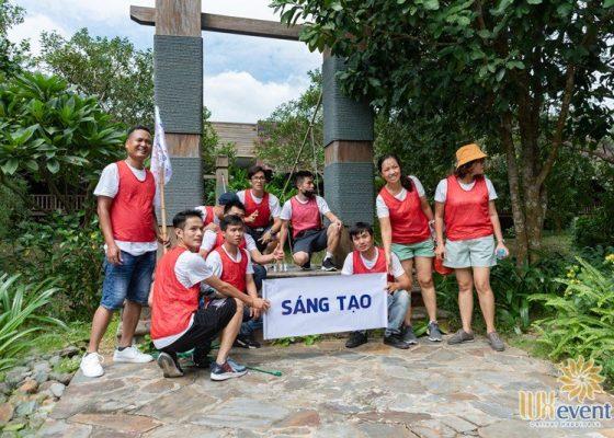 tổ chức du lịch team building hòa bình ZME 011