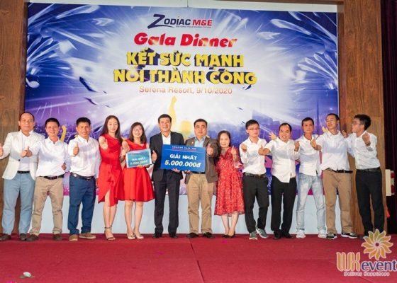 tổ chức du lịch team building hòa bình ZME 005