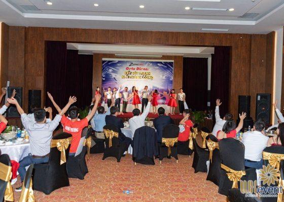 tổ chức du lịch team building hòa bình ZME 006
