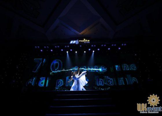 tổ chức lễ kỷ niệm 10 năm thành lập công ty VTC Mobile 022