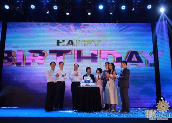 tổ chức lễ kỷ niệm 10 năm thành lập công ty VTC Mobile 021