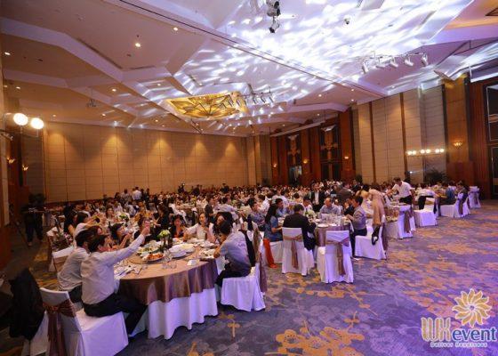 tổ chức lễ kỷ niệm 10 năm thành lập công ty VTC Mobile 010