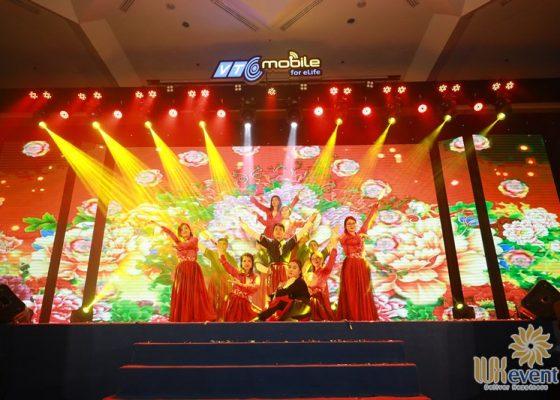 tổ chức lễ kỷ niệm 10 năm thành lập công ty VTC Mobile 016
