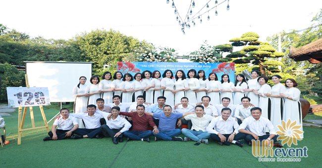 Họp lớp sau 30 năm ra trường lớp 12G PTTH Công nghiệp A Hà Đông 001