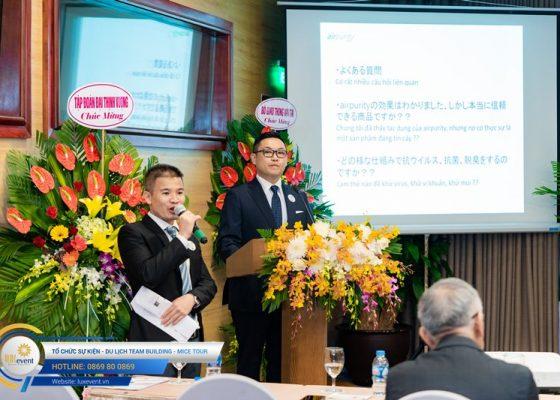 tổ chức lễ ký kết hợp tác toàn diện Mai Hoa Group 007