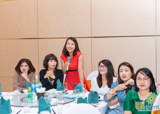tổ chức lễ kỷ niệm thành lập chi nhánh SHB Hoàn Kiếm 014