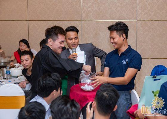 tổ chức lễ kỷ niệm thành lập chi nhánh SHB Hoàn Kiếm 024