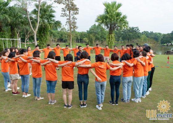 tổ chức lễ kỷ niệm thành lập chi nhánh SHB Hoàn Kiếm 027