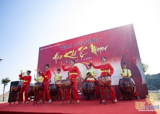 tổ chức team building Hào Khí Đông A TC Motor Hyundai 010