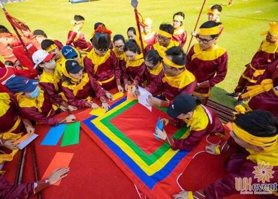 tổ chức team building Hào Khí Đông A TC Motor Hyundai 014