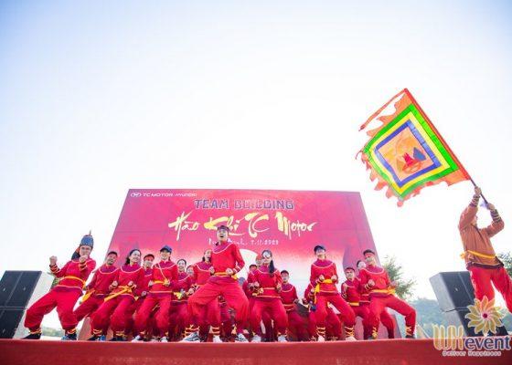 tổ chức team building Hào Khí Đông A TC Motor Hyundai 005