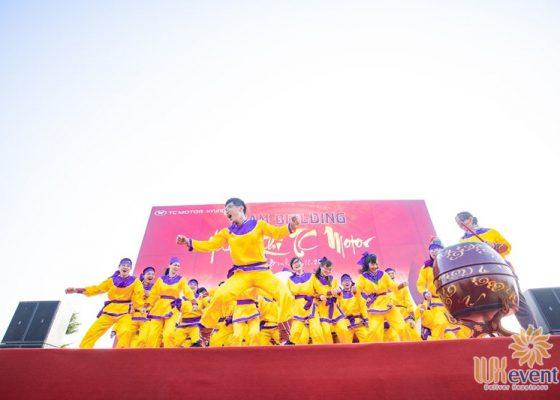 tổ chức team building Hào Khí Đông A TC Motor Hyundai 017