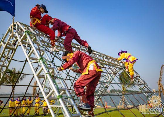tổ chức team building Hào Khí Đông A TC Motor Hyundai 020