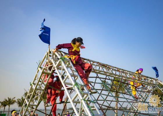 tổ chức team building Hào Khí Đông A TC Motor Hyundai 021