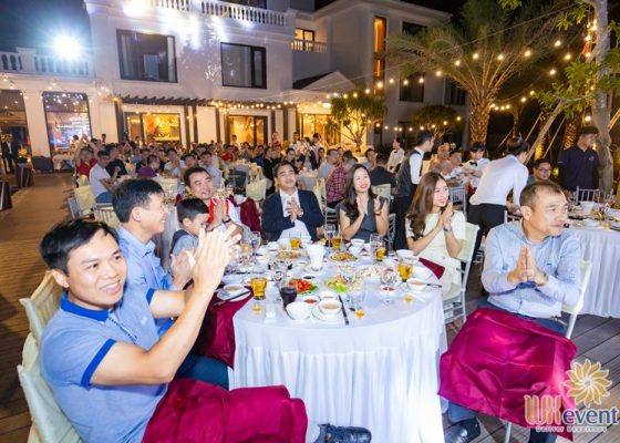 tổ chức team building Hào Khí Đông A TC Motor Hyundai 030