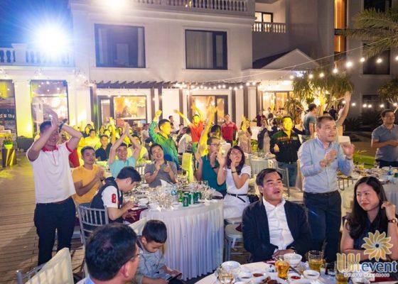 tổ chức team building Hào Khí Đông A TC Motor Hyundai 034