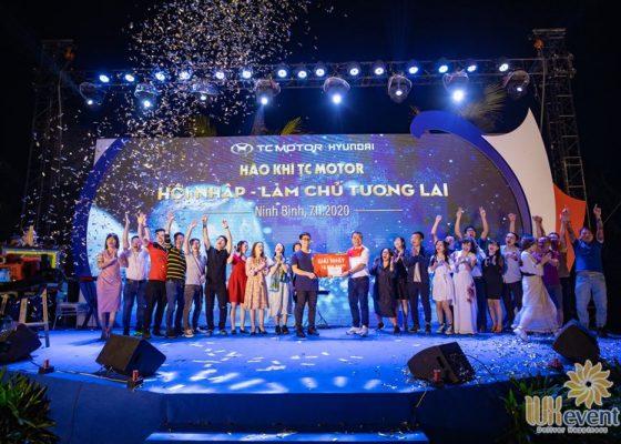 tổ chức team building Hào Khí Đông A TC Motor Hyundai 036