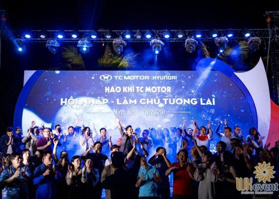 tổ chức team building Hào Khí Đông A TC Motor Hyundai 037