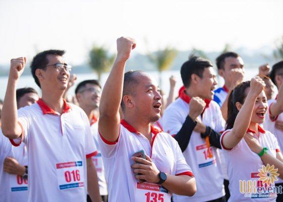 tổ chức team building Hào Khí Đông A TC Motor Hyundai 042